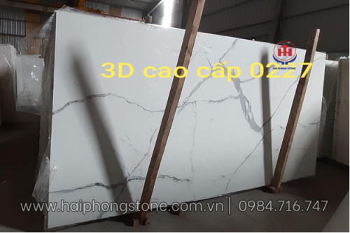 Đá Nhân Tạo 3D cao cấp 0227