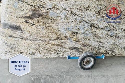 Đá granite Blue Dunes (khổ bé)