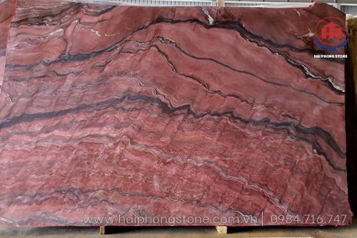 Đá granite đỏ nham thạch