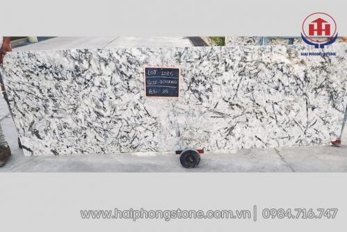 Đá granite Alaska white