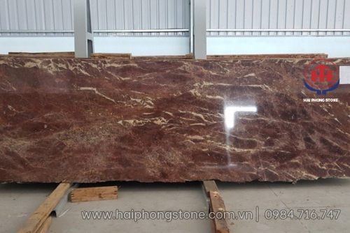 Đá granite Rustic Red