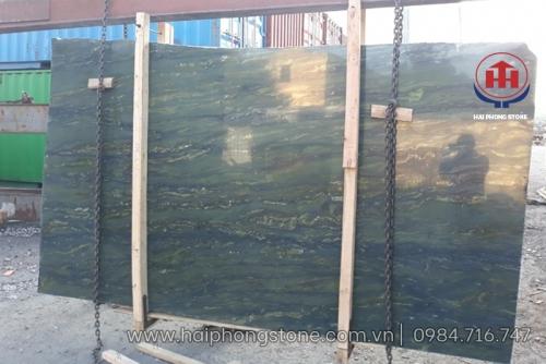 Đá granite xanh lục ngọc Amazon