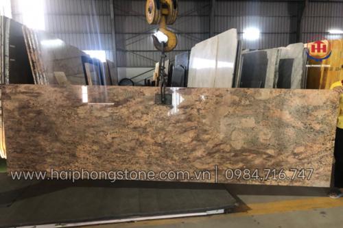 Đá Granite Hồng Hoàng Gia