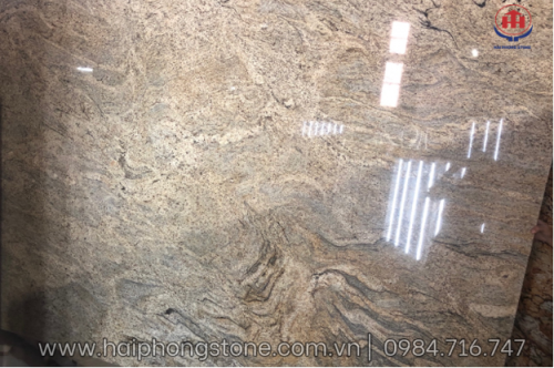 Đá Granite Sahara Gold
