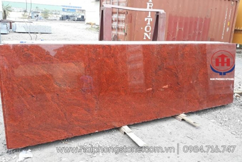 Đá granite Red Multi