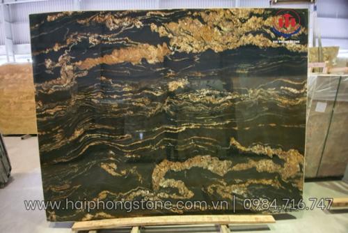 Đá Granite Fusion Gold (khổ to)