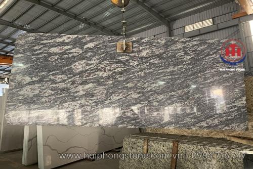 Đá Granite trắng mắt ngọc