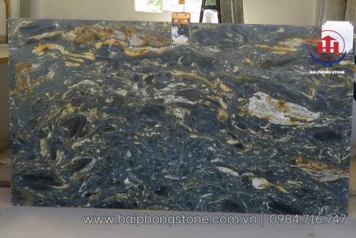 Đá Granite Aqua Gold